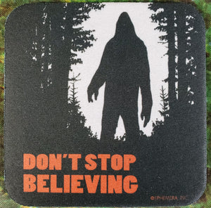 Don't Stop Believing Sassy Drink Coaster