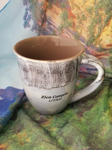 Flare Two-Toned Zion Mug