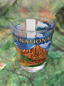 Zion Chicago Shot Glass