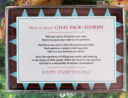 Chat Pack-Stories