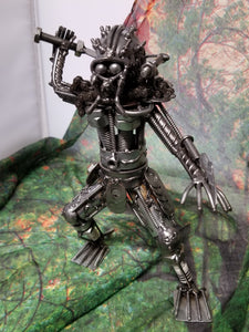 Metal Sword Predator