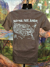 National Park Junkie T-Shirt