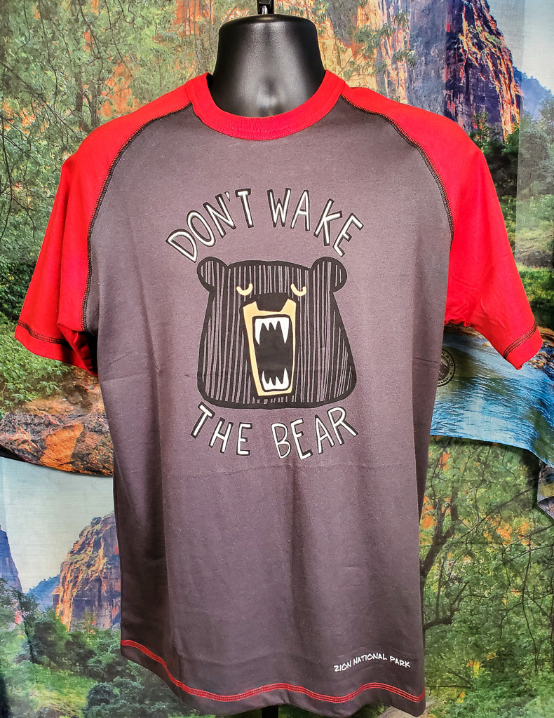 Don't Wake the Bear Tee