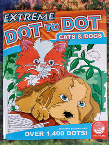 Extreme Dot to Dot - Cats & Dogs