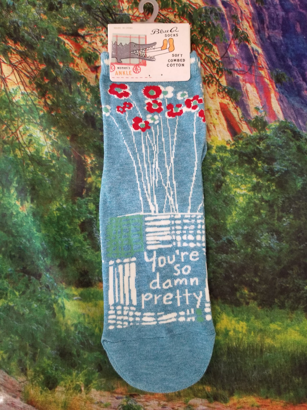 You're So Damn Pretty - Women's Ankle Sock