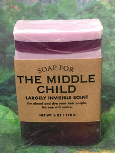 Soap For Middle Child