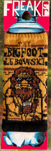 Bigfoot Lebowski Bottle Cover