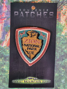 Arrowhead Souvenir Patch