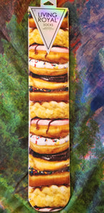 Stacked Donut - Knee High Sock