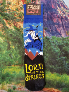 Lord of the Strings Sock