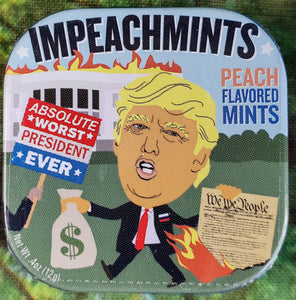 Impeachmints Tin of Mints