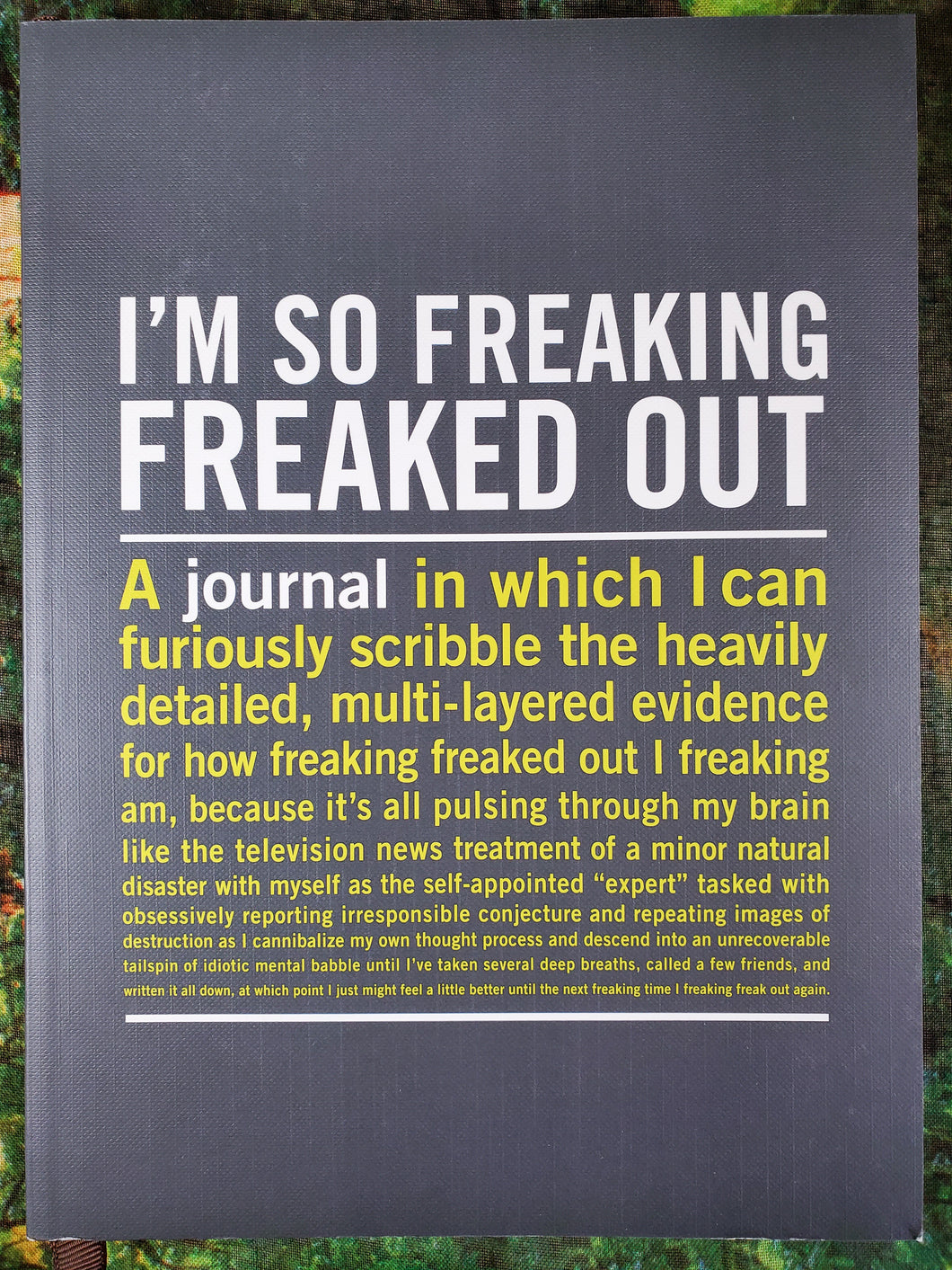 Freaking Freaked Inner Truth Journal