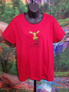 Chocolate Moose Tee