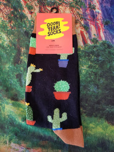 Into the Desert - Men's Crew Socks