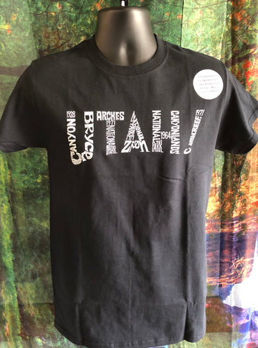 Mighty Five Utah T-Shirt