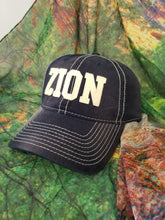Zion Enzyme Washed Canvas Hat