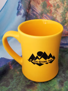 Zion Redford Mountain Mug