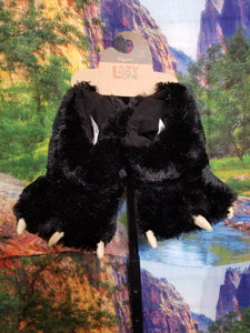 Paw Slipper - Black