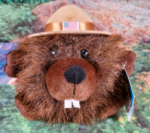 "4.5"" Ranger USA Stuffed Animal-Beaver"