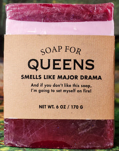 Soap For Queens