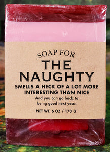 Soap For The Naughty
