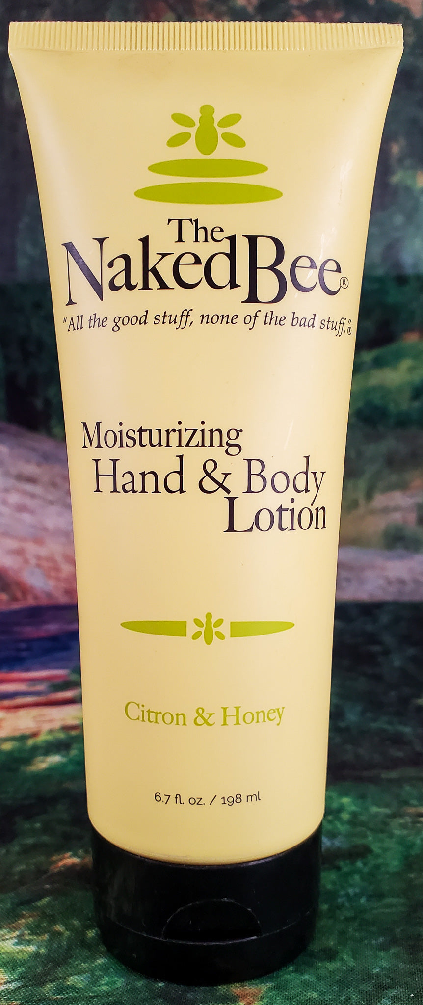 Hand & Body Lotion - Citron & Honey