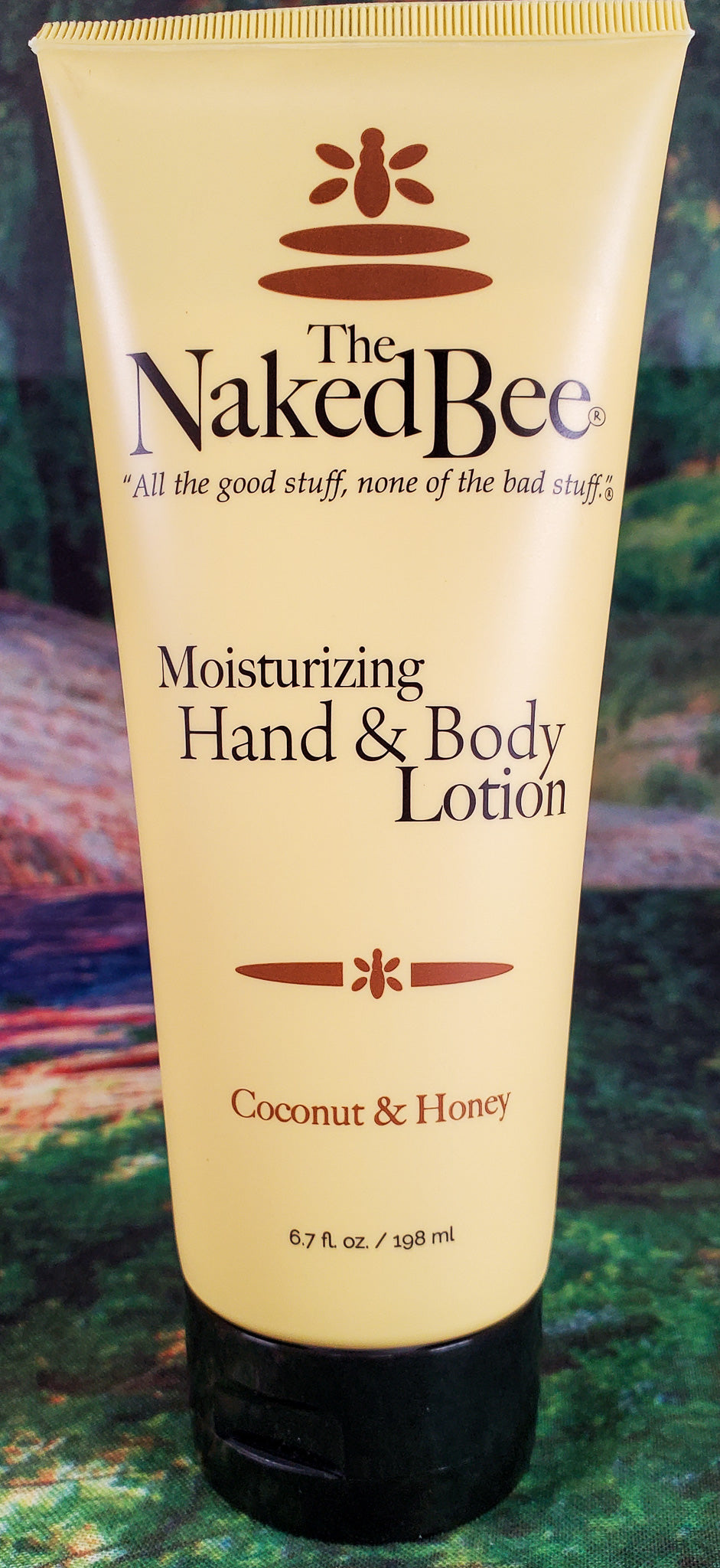 Hand & Body Lotion - Coconut & Honey