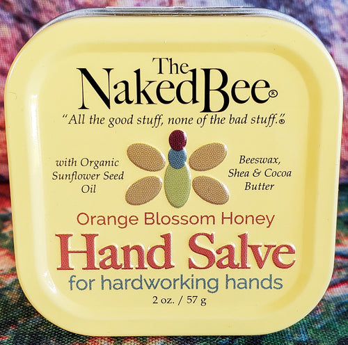 Hand & Cuticle Healing Salve Lotion