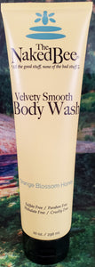 Orange Blossom Body Wash