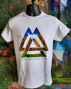 Triangulate T-Shirt