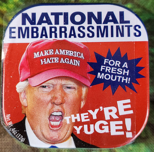 National Embarrassmints Tin of Mints