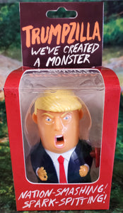 Trumpzilla Wind-Up Toy