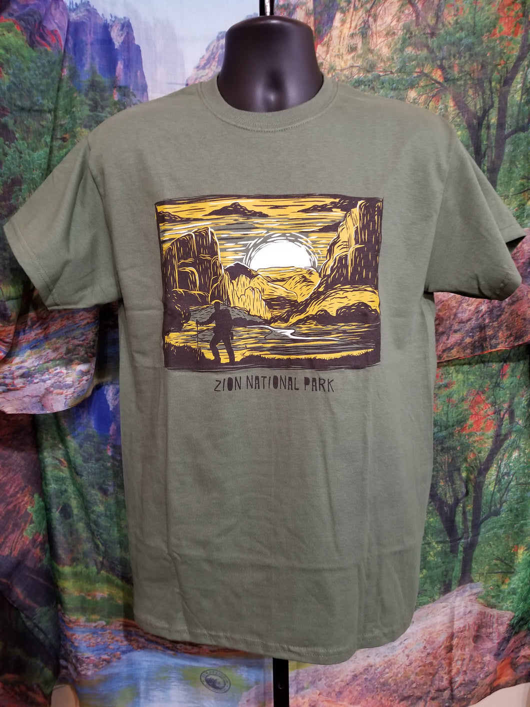 Zion Moonrise T-Shirt