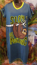 Slow in the Morning Nightshirt