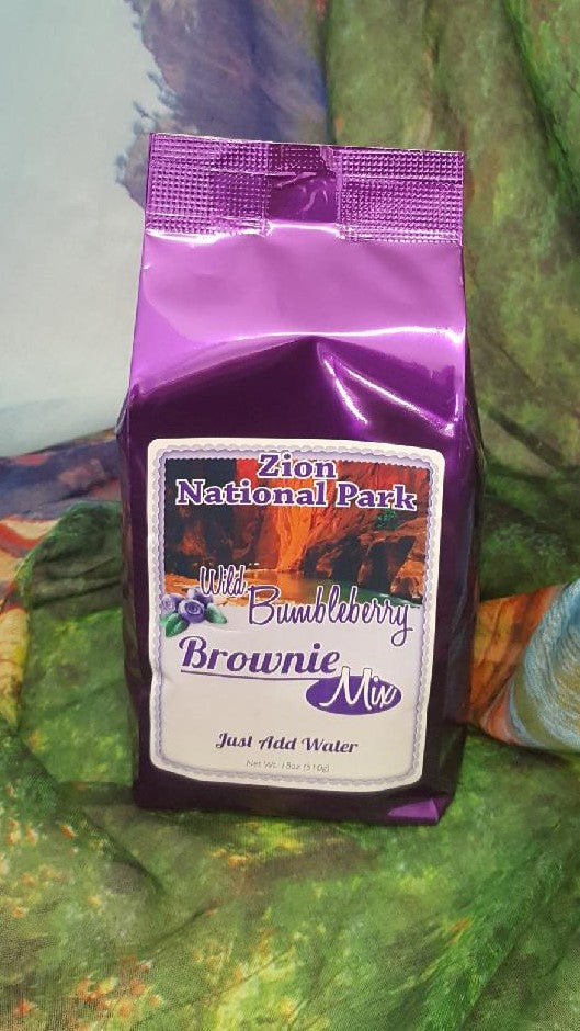 Bumbleberry Brownie Mix