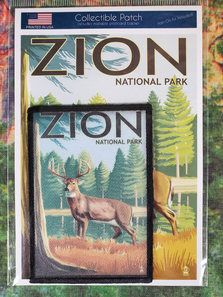 Zion National Park Deer Patch