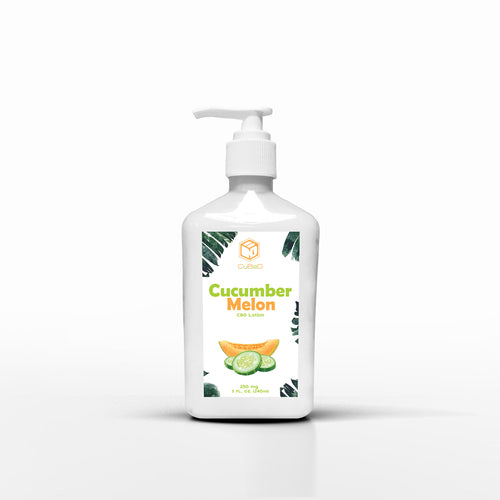 Cucumber Melon CuBeD Lotion 250mg