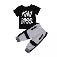 Melvin Mini Boss Boy Set - PREORDER