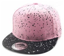 Paint Splatter Snapbacks