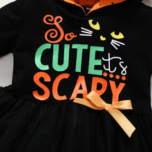 So Cute It's Scary Baby Girl Outfit - PREORDER