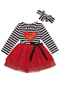 Love Holiday Tutu Dress - RTS