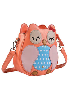 Girls Owl Purse - RTS