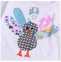 Madisyn Stripe Turkey Set - RTS