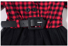 Buffalo Plaid Holiday Outfit (More Colors!) - RTS