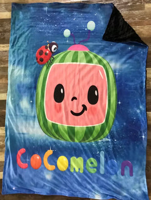 Cocomelon Blanket Style A