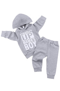 Straight Up Mama's Boy Outfit - RTS