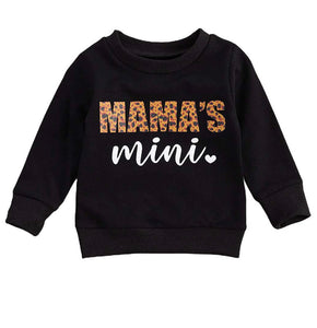 Mama's Mini Pullover Top (Many Colors) - RTS