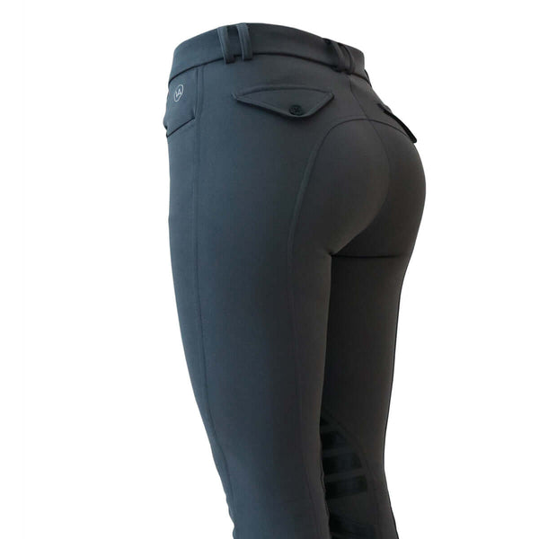 The Schooling Breech I, Charcoal - Official Vision Apparel