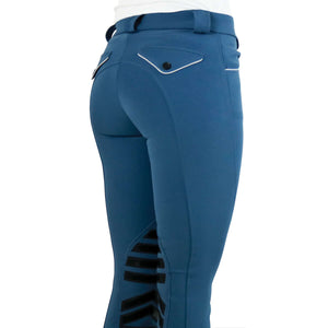The Schooling Breech I, French Blue