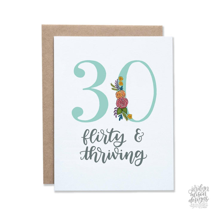 30 Flirty Thriving
